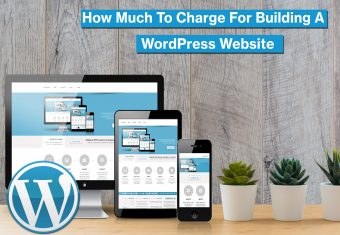 How Much to Charge for Building a WordPress Website