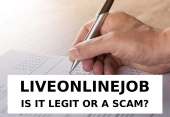 LiveOnlineJob Review: Is It Legit or a Scam?
