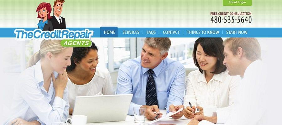 The Credit Repair Agents