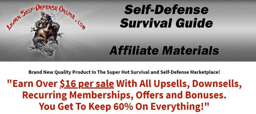 Self Defense Survival Guide