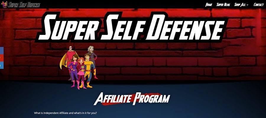 Super Self Defense