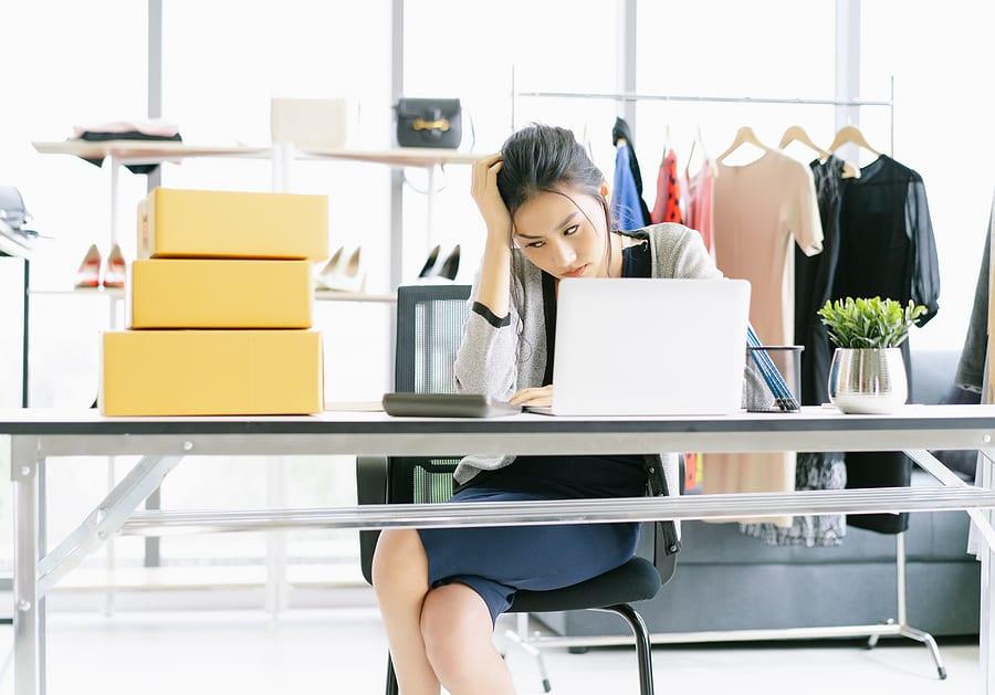 Young Asian Woman Entrepreneurs